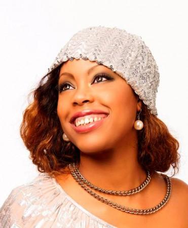 Lead singer i Slims Gospel Train