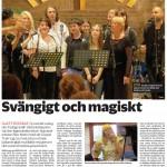 Framträdande Ensköpings Musikklubb