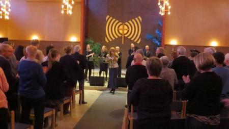 Västerledskyrkan Enköping